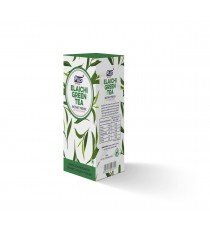 Plus Green Tea Elaichi (20 single serve sachets)
