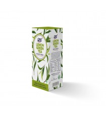 Plus Green Tea Lemon (20 single serve sachets)