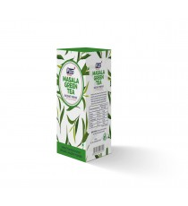 Plus Green Tea Masala (20 single serve sachets)