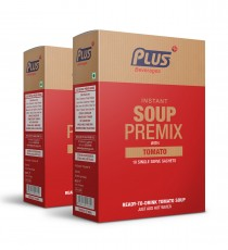 Get Instant Tomato Soup Premix at best price - Free Shipping | Plus Beverages