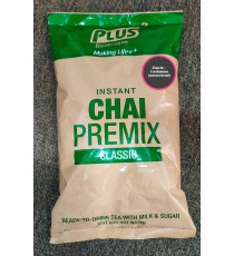 Plus Beverages Instant Chai Tea Premix With Elaichi & Cardamom (1 KG)