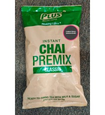 Plus Beverages Instant Chai Tea Premix With Lemon Grass (1 KG)