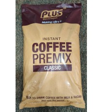Plus Beverages Instant Coffee 3-in-1 Instant Coffee (1 KG)