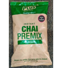 Plus Beverages Instant Chai Tea Premix With Elaichi & Cardamom (1 KG)