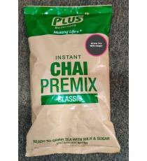 Plus Beverages Instant Green Tea With Ginger Premix (1 KG)