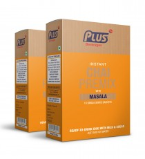 Get Instant Masala Tea Premix at best price - Free Shipping | Plus Beverages