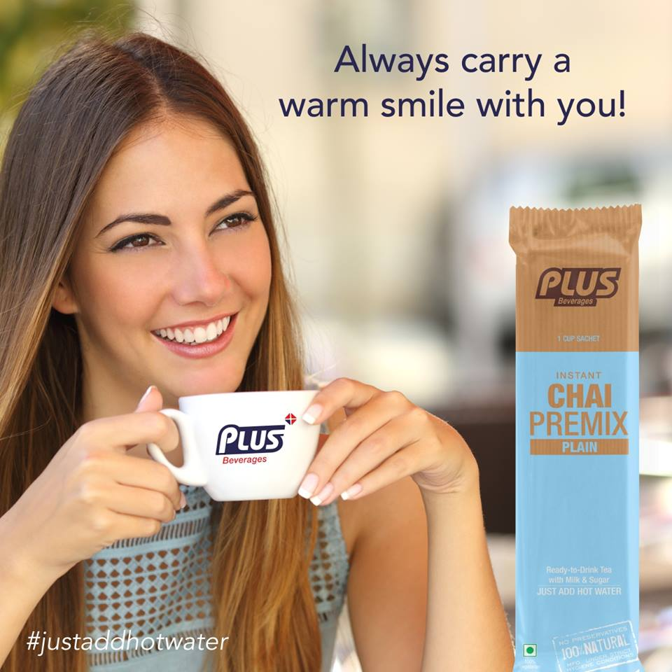 Warm Smile with Plus